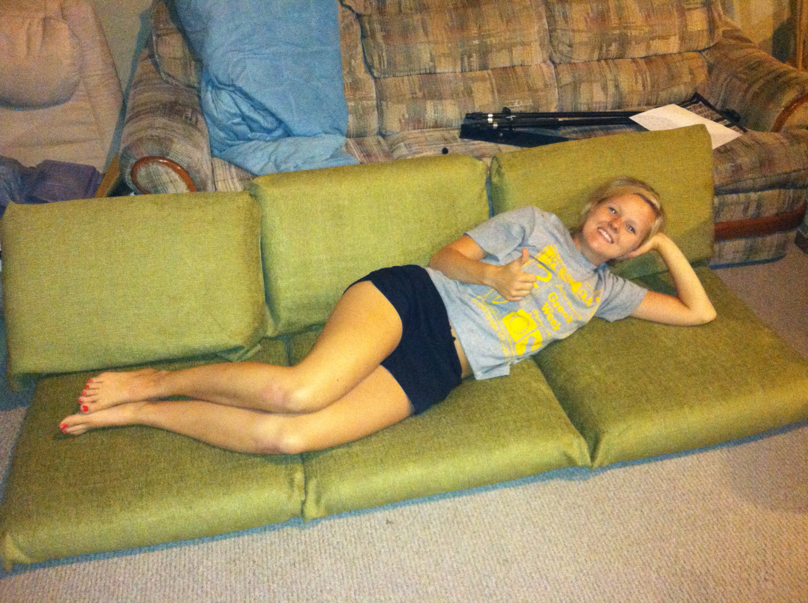 Project Week Diy Cohen Couch Trokspot
