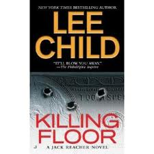 "Child's first ""Reacher novel"""