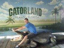 a free trip to gatorland!
