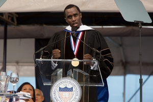 diddy speaking