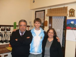 with my host parents in argentina circa 2007