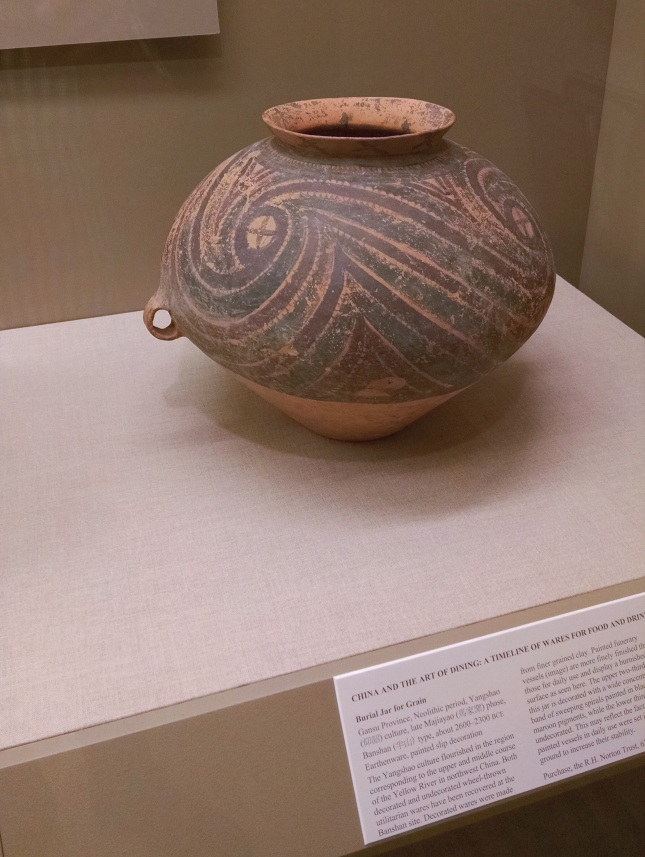ancient pot that is nearly 5000 years old