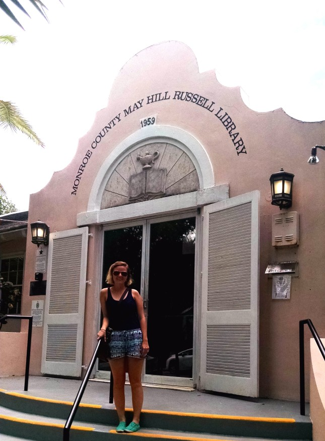 key west public library